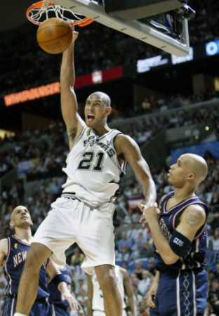 Alvin Robertson Spurs
