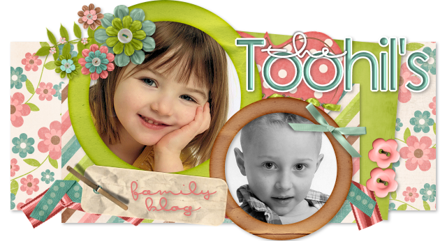 The Toohil's family blog