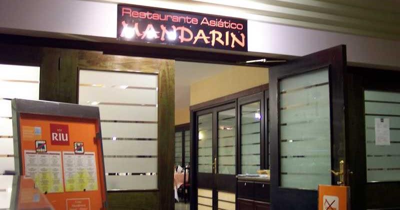 Epic reos restaurante mandar n hotel riu oliva beach - Hotel mandarin restaurante ...