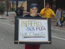 La Protesta de Roxana