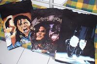 baju dan kostum Michael Jackson
