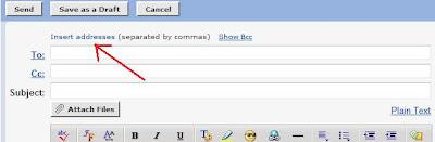 cara mengirim email ke banyak orang
