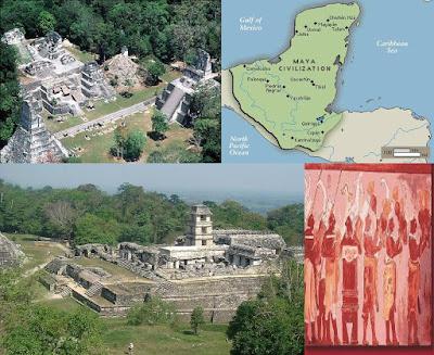 Kalender Suku Maya 21 Desember 2012