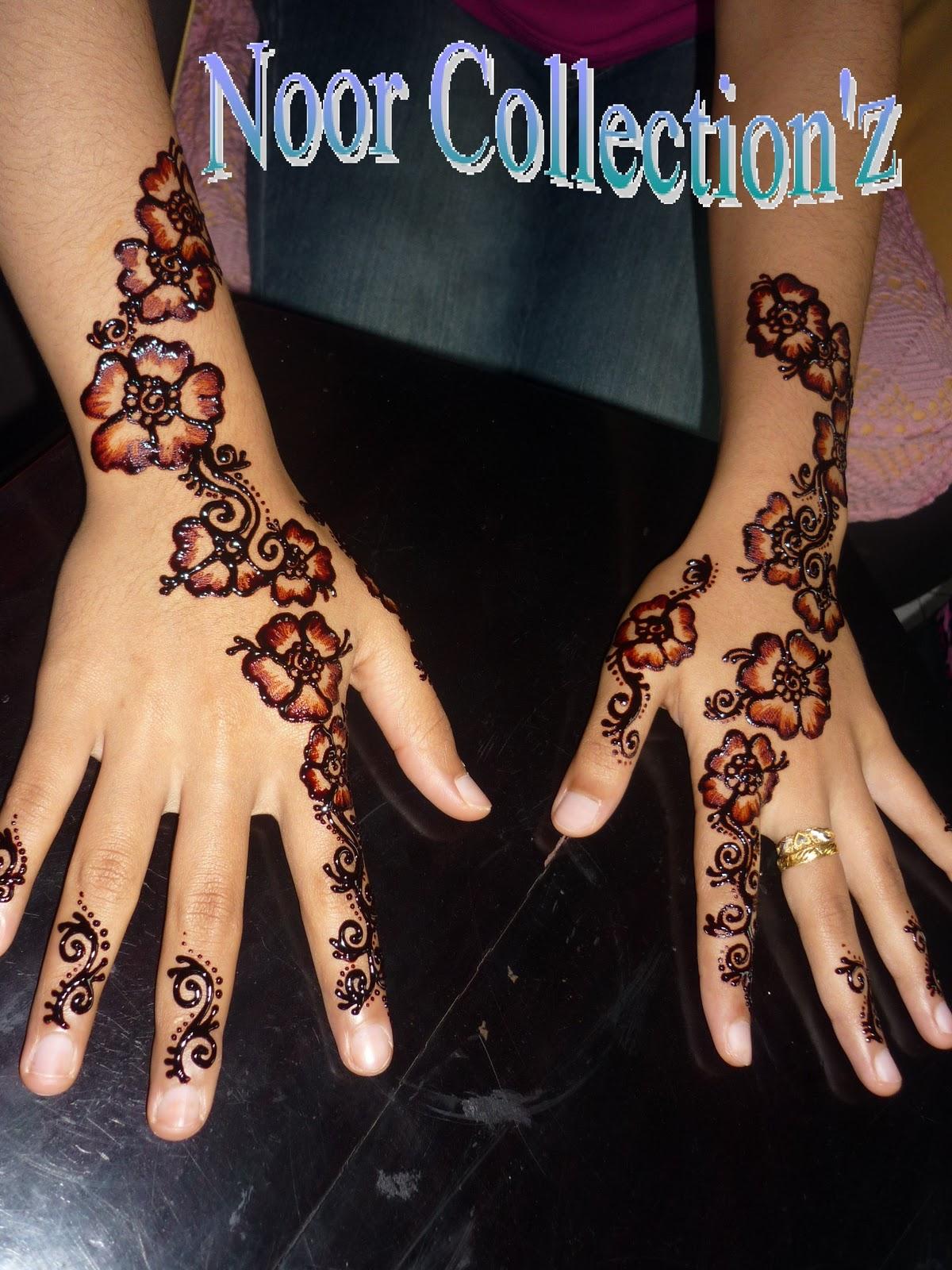 PERKHIDMATAN UKIRAN INAI PENGANTIN Henna Inai Tunang Aien