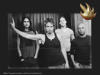 #6 Audioslave Wallpaper