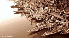 Water Market , Thailand