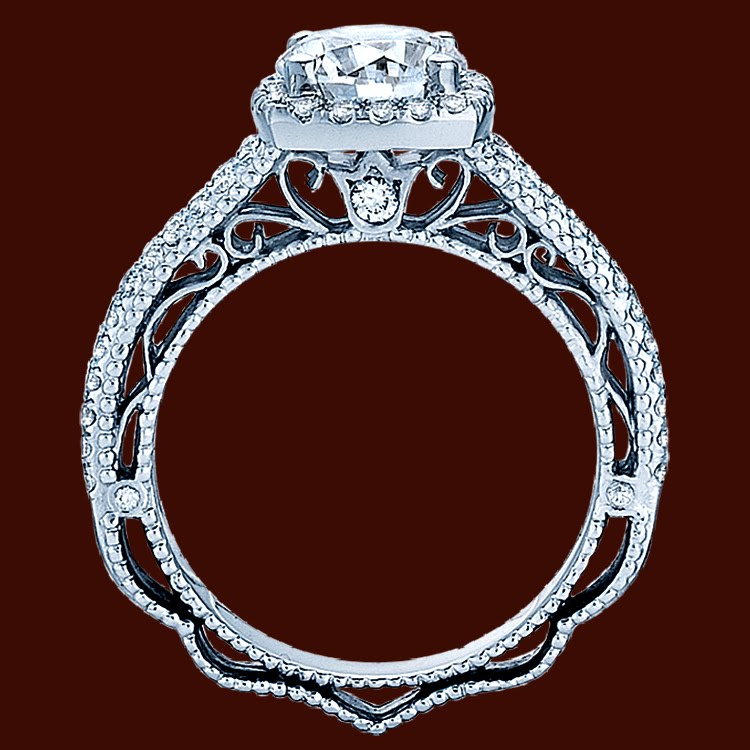 Venetian engagement rings from verragio now comes with for Wedding rings by verragio