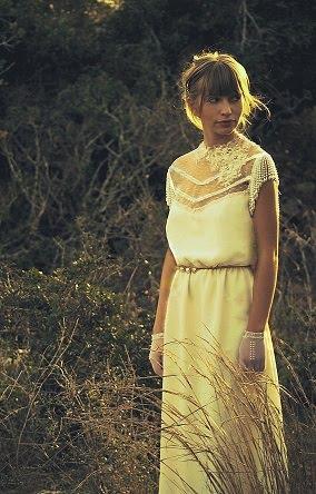 פריט מאוסף שמלות כלה של שימקה