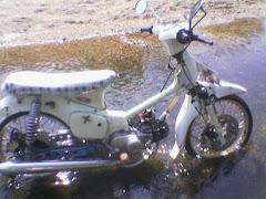 honda c50 indonesia