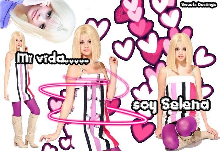 Mi vida...Soy Selena
