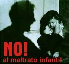 No al maltrato infantil