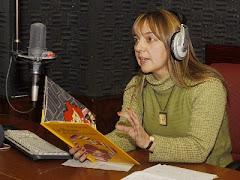 Un programa de radio en Uruguay