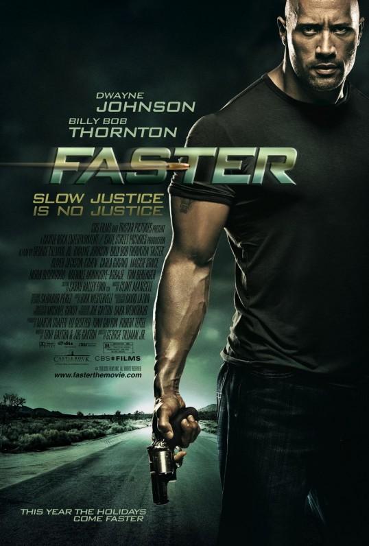 """Filmes com qualidade NOTA """"10"""" ( Vingança Rápida ) Faster"""
