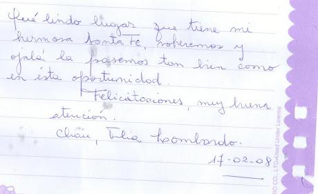 Comentario de Flia Lombardo