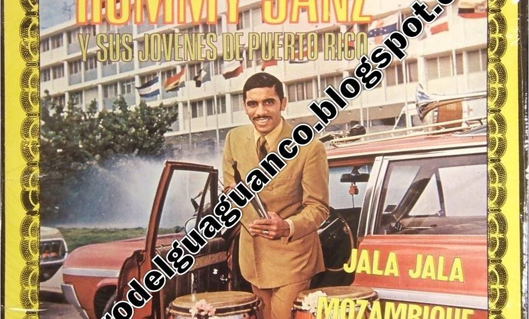 Hommy Sanz Y Sus Jovenes De Puerto Rico - Jala Jala Mozambique
