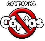 .::Campanha anti cópias:.