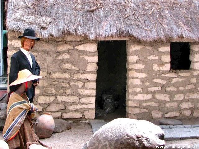 Cultura aymara la vivienda aymara for Casa musica chile