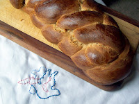 Soaked Wheat Nourishing Traditions Style Challah