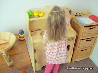 Play Kitchen- Just Like Mommy!