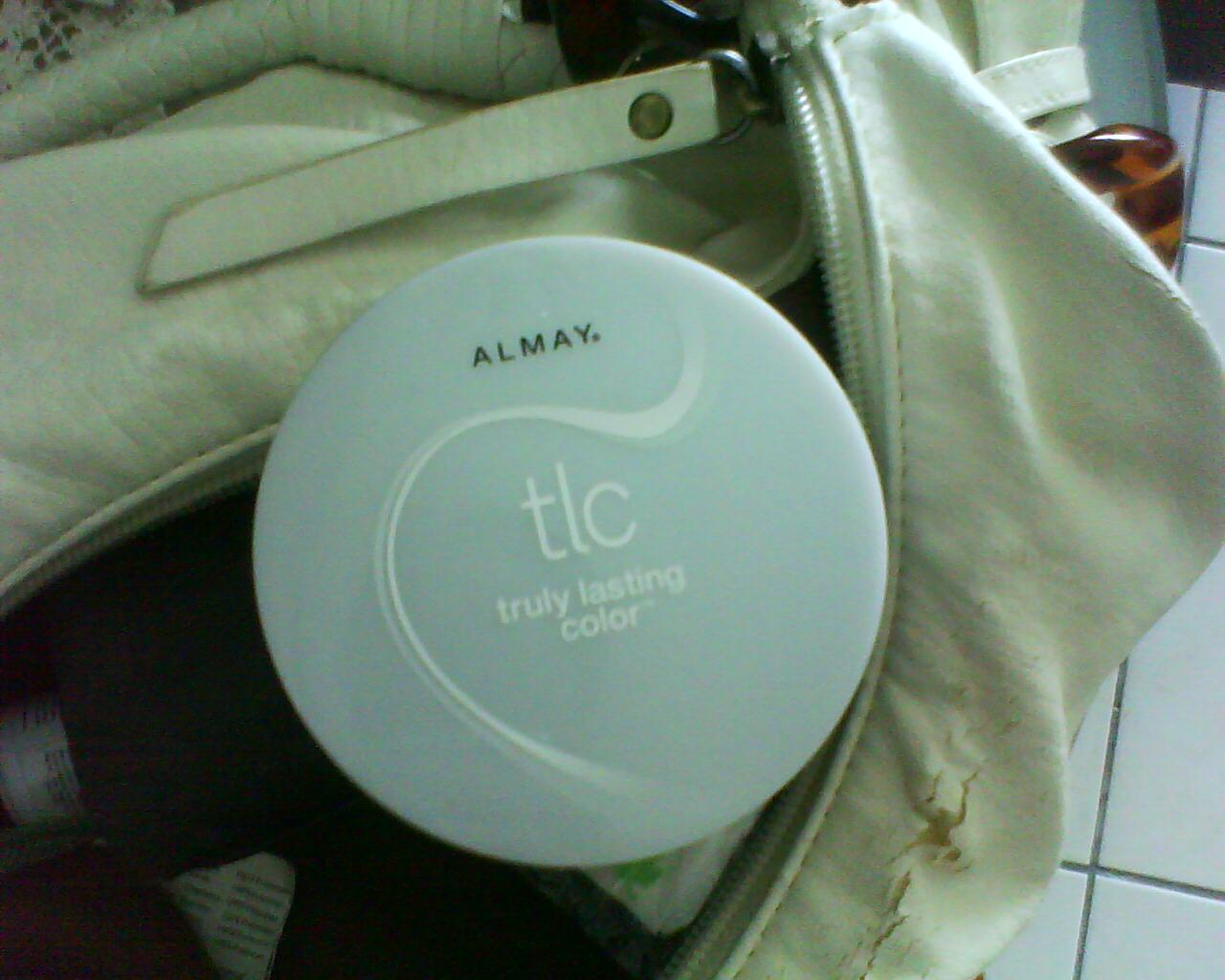 Review: Almay TLC Pressed Powder