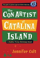 The Con Artist of Catalina Island: A McAfee Twins Christmas Novel (2007)