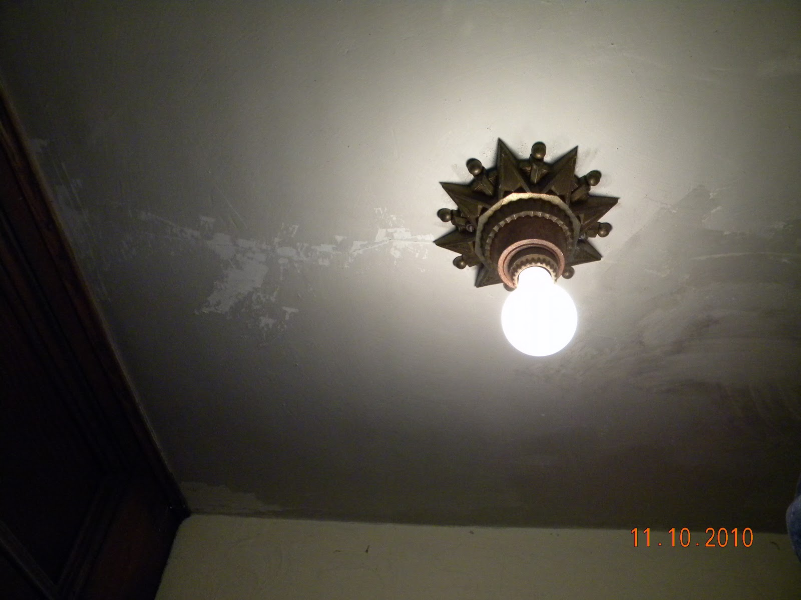 Calcimine Ceiling Repair In Quincy Massachuetts Proctor