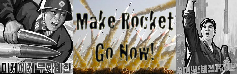 Make Rocket Go Now!