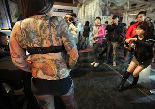 Japnese Tattoo Festival