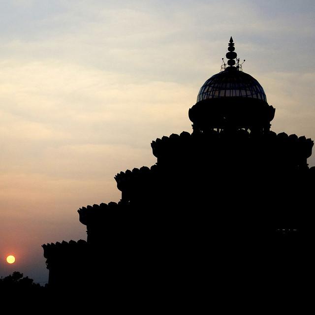 Vivek Barun: Different Moods of Vishalakshi Mantap.