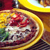 PEPPERY MUSHROOM PIZZA
