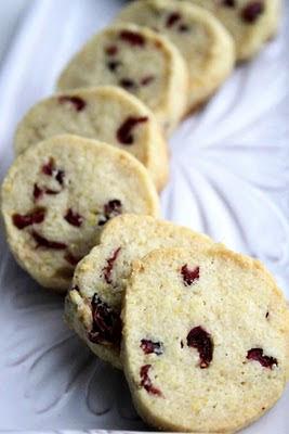 ... too short to skip dessert drunken cranberry lemon cornmeal cookies