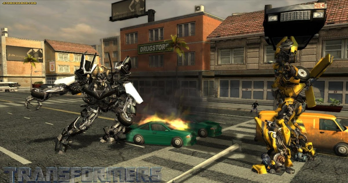 transformers live action movie blog  tflamb   transformesr video game 360 hands on with new pics