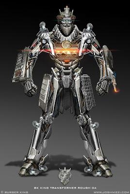 MK King Transformer