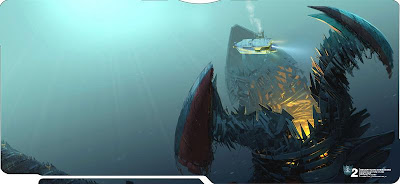 Decepticon Submarine, Nemesis Concept?