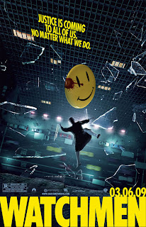 Watchmen directed by Zack Snyder