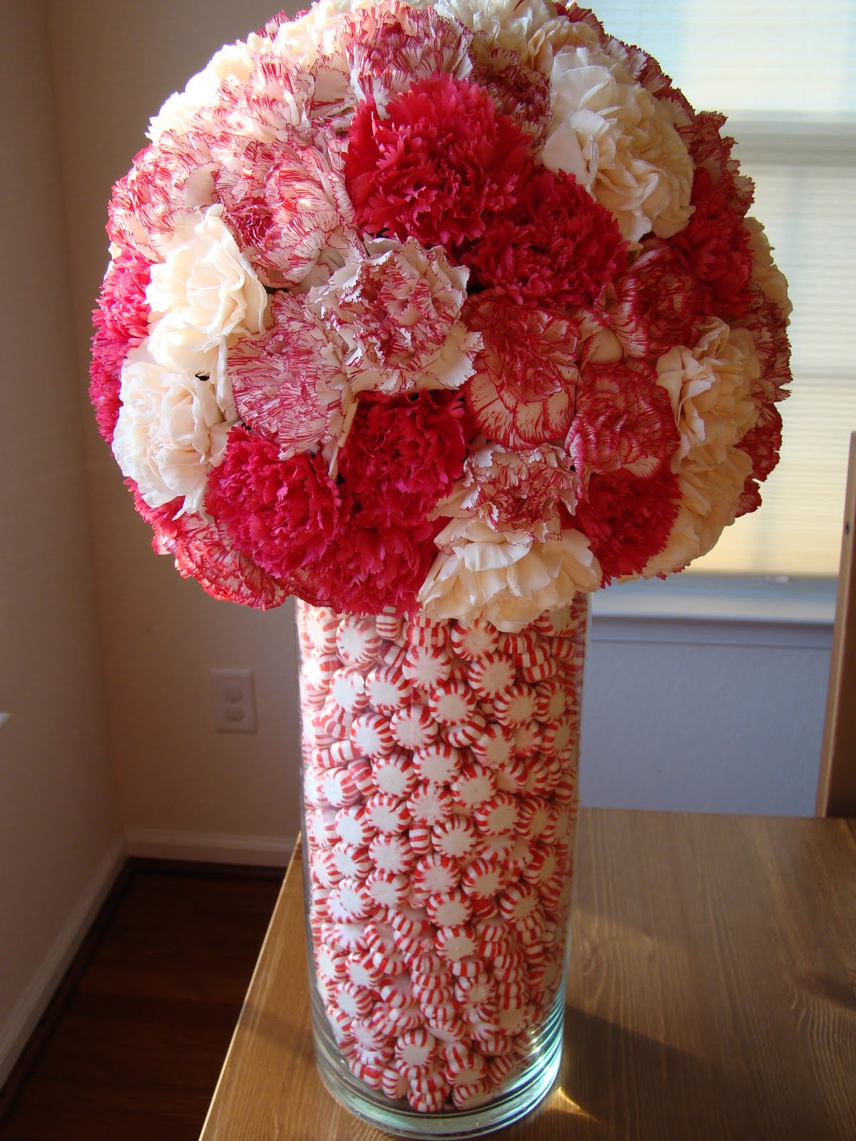 As You Wish Weddings and Events Seasonal Centerpieces