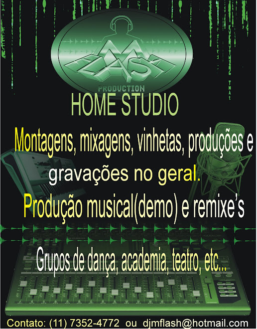 HOME STUDIO M.FLASH PRODUCTION