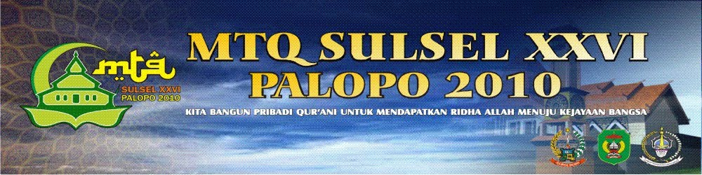 MTQ SulSel XXVI Palopo 2010