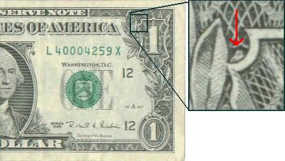 mensajes subliminales en dolares