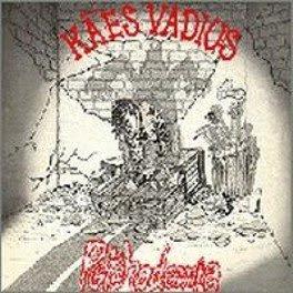 Kães Vadius - Psychodemia [1987]