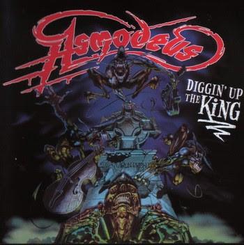Asmodeus - Diggin Up The King [1998]
