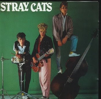 Stray Cats - Jammin' With Cats [1983]