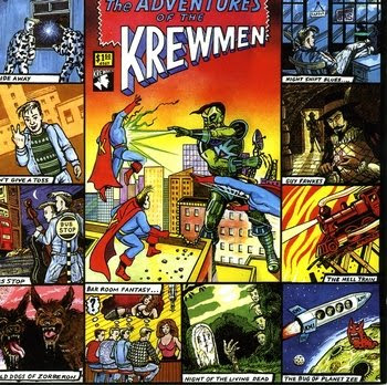 Krewmen - Adventures Of The Krewmen [1986]