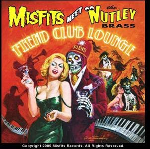 Misfits Meet The Nutley Brass - Fiend Club Lounge [2004]