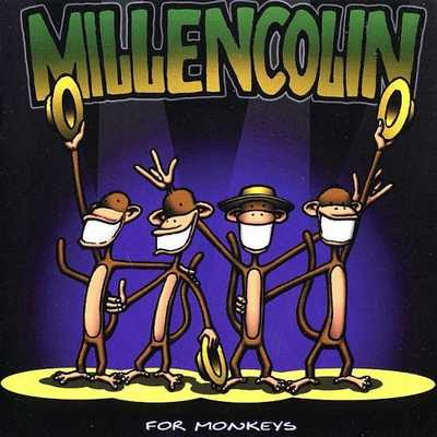 Millencolin - For Monkeys [1997]