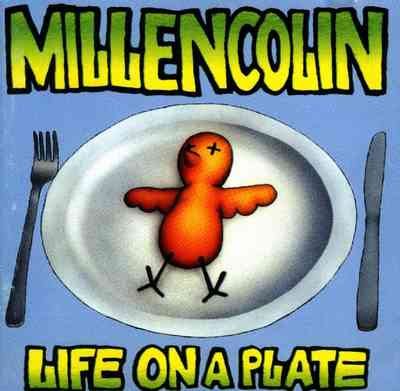 Millencolin - Life On A Plate [1995]