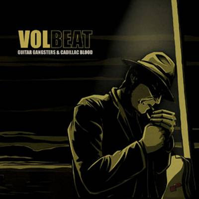 Volbeat - Guitar Gangsters And Cadillac Blood [Danish Limited Edition] [2008]