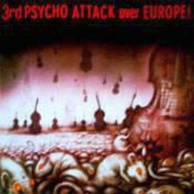 «VA» 3rd Psycho Attack Over Europe [1988]