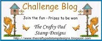 Winner of Crafty Pad Challenge