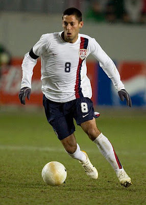 Clint Dempsey United States Soccer Team World Cup